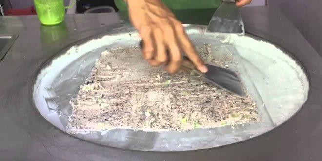 Nuevo Negocio de helados estilo tailandés en Guayama
