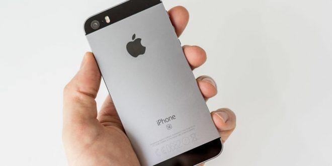 La protección al agua del iPhone 8